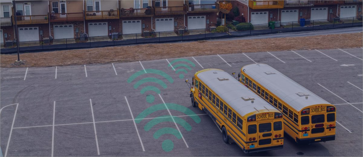 Wi-Fi School Buses